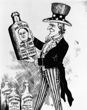 800px-FDA_History_-_Sure_Cure_Cartoon